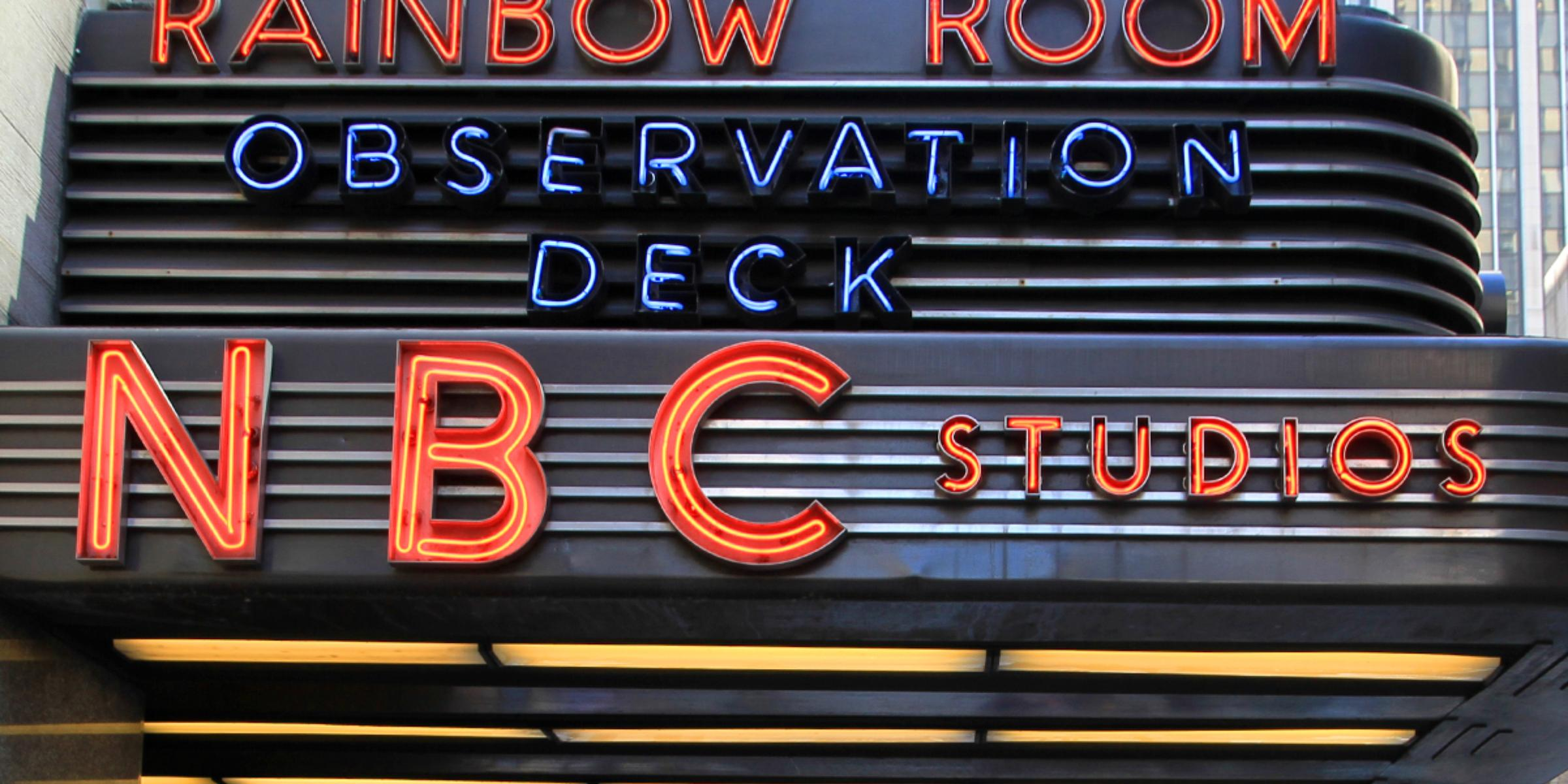 Tour at NBC Studios | Behind-the-Scenes at 30 Rockefeller Plaza