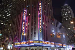 Image result for radio city hall