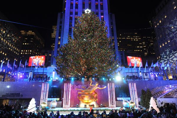 Christmas Tree Nyc 2019 2018 Rockefeller Center Christmas Tree at Rockefeller Center