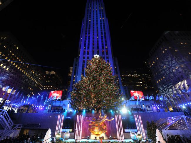 The Year at Rock Center