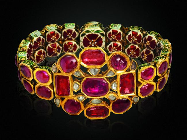 Indian Jewels at Christie's