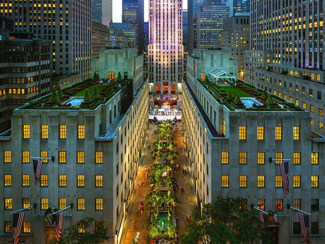 Summer Guide To Rock Center Front Amp Center At