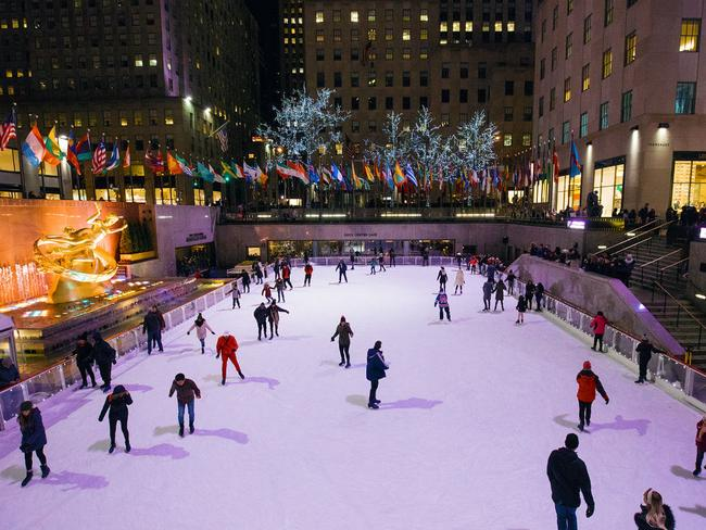 7 Date Spots at Rock Center