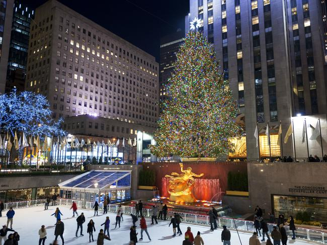 Christmas at Rock Center