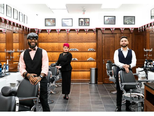 Now Open: Pall Mall Barbers