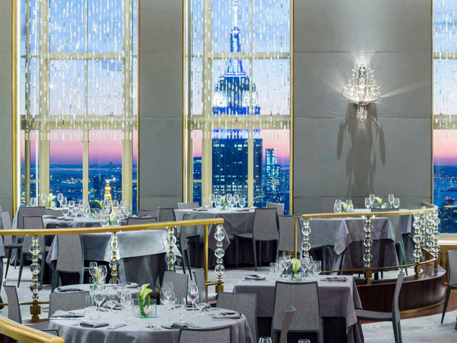 Holidays at the Rainbow Room