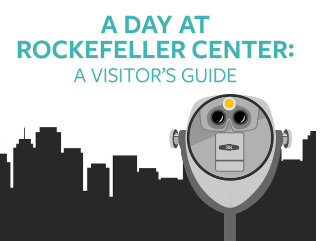 A Day at Rockefeller Center