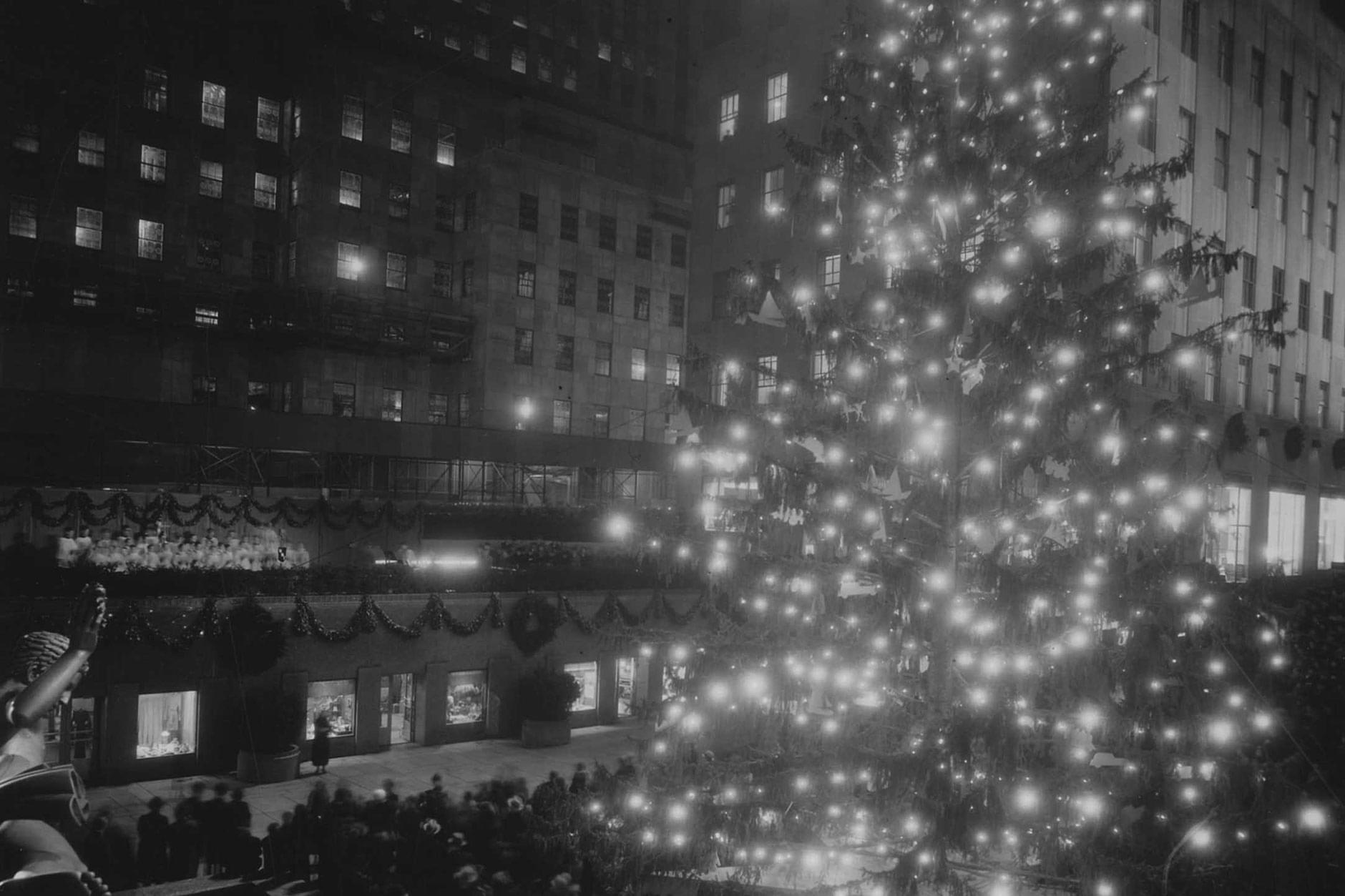 Rockefeller Center Christmas Tree Lighting | NYC Winter Events